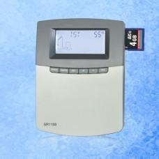 Контроллер ATMOSFERA СК1168 для гелиосистем с удаленным доступом и записью данных