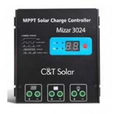 Контроллер заряда MPPT C&T Solar Mizar 3024