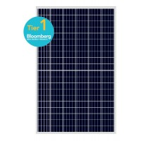 Солнечная панель 330 ABi-Solar AB330-60MHC по технологии Half Cell монокристалл