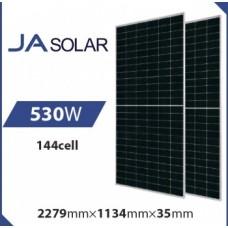 Солнечная панель 530 Вт JA SOLAR JAM72S30-530/MR монокристалл