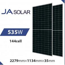 Солнечная панель 535 Вт JA SOLAR JAM72S30-535/MR монокристалл