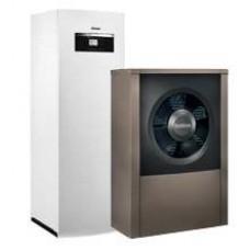 Тепловой насос WPL AR T BUDERUS (моноэнергетический режим работы + встроенный бак-водонагреватель)