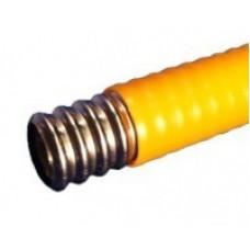 Гофрированный мягкий трубопровод в PE покрытии GOFRAFLEX